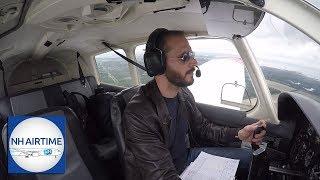 NH AIRTIME S03E16 (NL) | Sportvliegen en radiocontact met luchtverkeersleiders