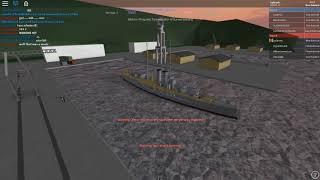 Roblox Naval 1918: AHN TEGETTHOFF: S01:EP1