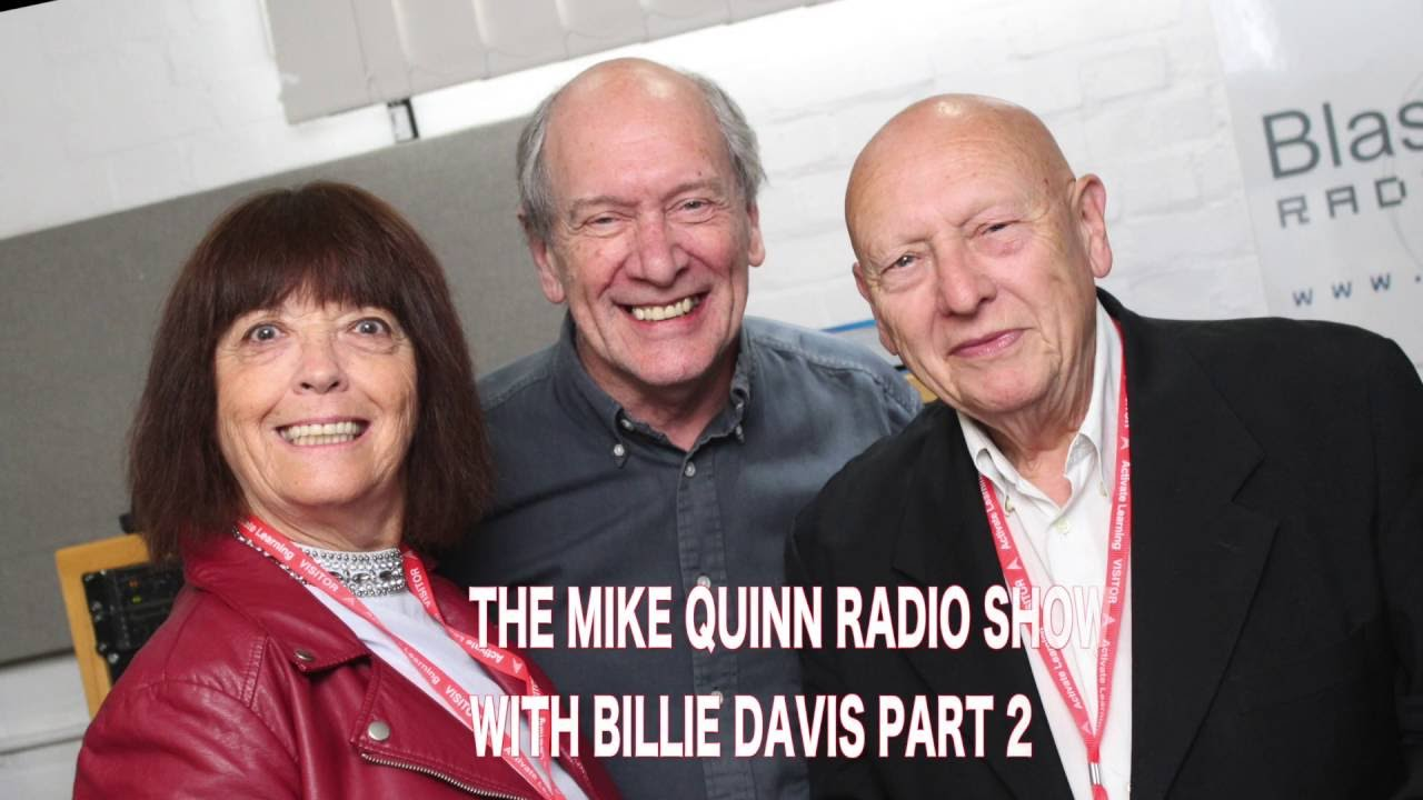 billie davis on the mike quinn show billie davis on the mike quinn show