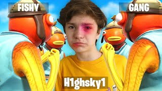 I Got STREAM-SNIPED By FISHY GANG! *Challenged Tiko to 1v1*