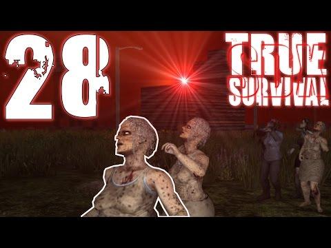 7 Days To Die:True Survival mod |SDX| Twentyeight  Ep 21