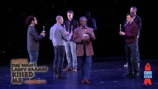 Video Wes Taylor, BD Wong, Anthony Rapp - The Night Larry Kramer Kissed Me Highlights download MP3, 3GP, MP4, WEBM, AVI, FLV November 2017
