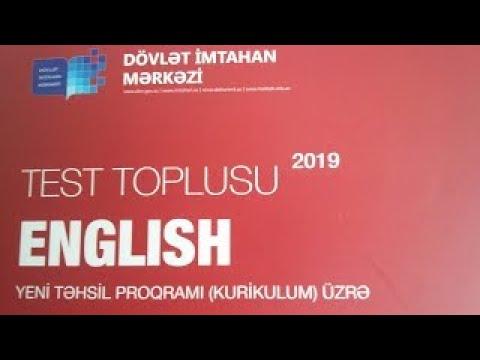 9-cu sinif İngilis dili dinləmə mətni nümunə 2021