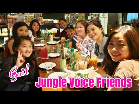 Gail Sophicha เกล โสพิชา with Jungle Voice Friends[UPDATE]