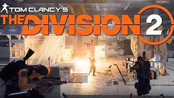 Überfall im Labor! | The Division 2 - Stream 2