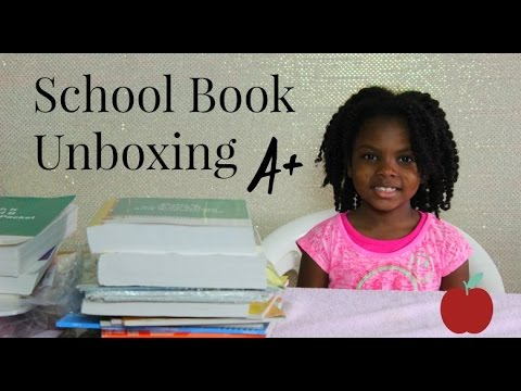 Virtual school books unboxing 2nd grade youtube fandeluxe Images