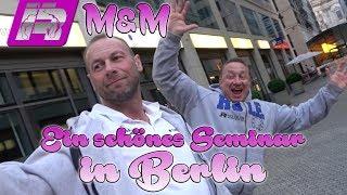 M&M-Tour - Teil 3: Markus und Matthias in Berlin
