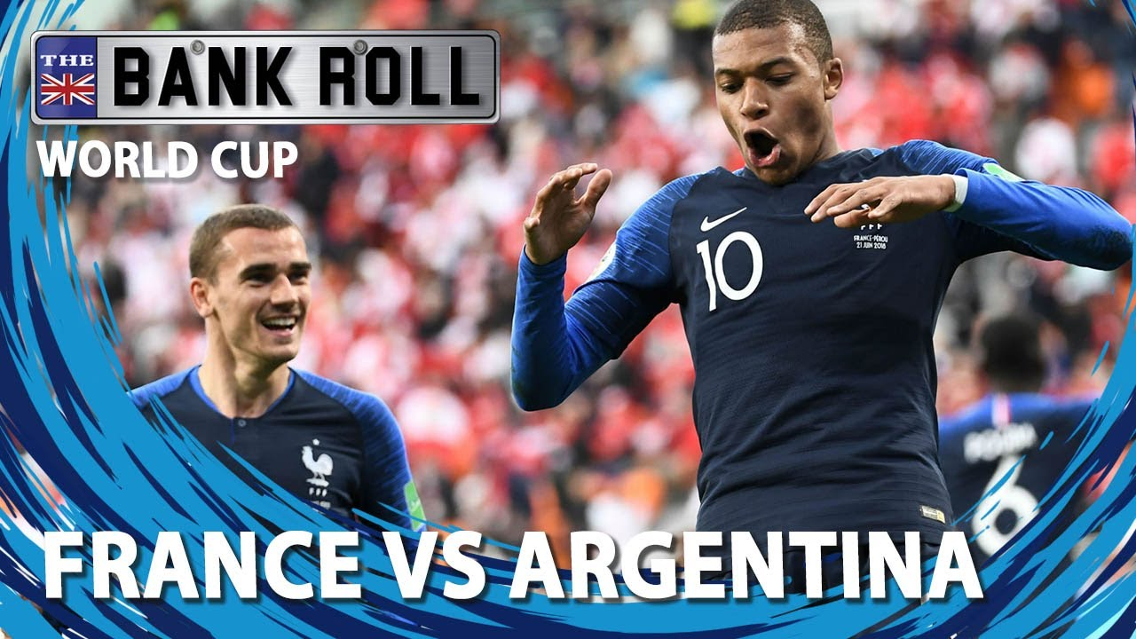 World Cup 2018: Argentina vs. France odds, lines, expert picks, and top ...