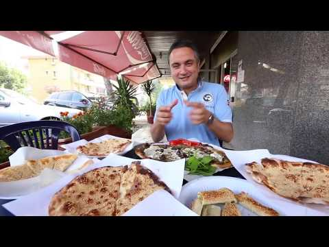 MANOUSHE: Lebanese World Renowned Traditional Breakfast