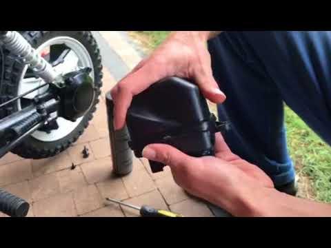Yamaha PW50 filtr powietrza, air filter