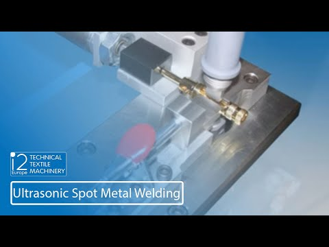 Ultrasonic metal welding