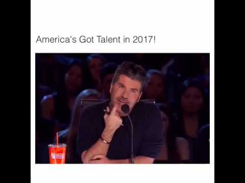 AMERICA'S GOT TALENT 2017 LEAKED FOOTAGE