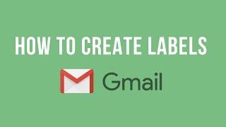 G-Suite-Training: Erstellen Sie labels in Gmail (ähnlich wie Ordner)
