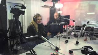 Melanie Ribbe Radio Interview Oct. 2015 Ultra part 2