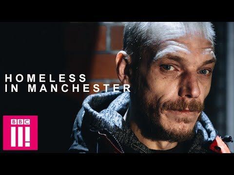 Homeless In Manchester | Britain's Forgotten Men