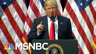 The Real-Life Dangers Of President Donald Trump's FBI Remarks | Morning Joe | MSNBC