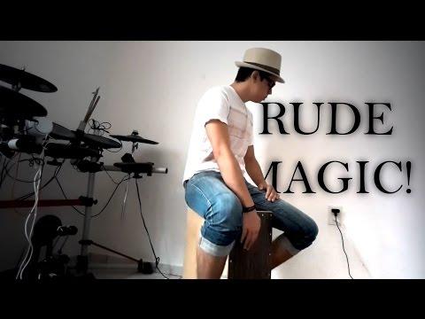 Magic! - Rude (Cajon Cover)