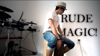 Magic! - Rude (Cajon Cover)