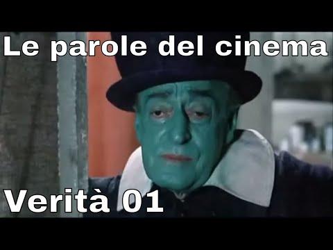 """🎭 Le parole del cinema: """"verità"""" (1) da """"Che cosa sono le nuvole?"""" (1967) di Pier Paolo Pasolini 🎭"""