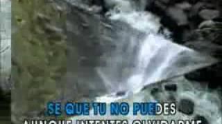 Rocio Durcal - Costumbre - Karaoke.wmv