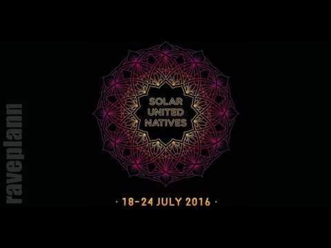 Dark Psytrance Pollux Solar United Natives Festival 2016 Main Stage