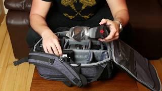 Best budget DSLR/Camera bag review KFC Concept