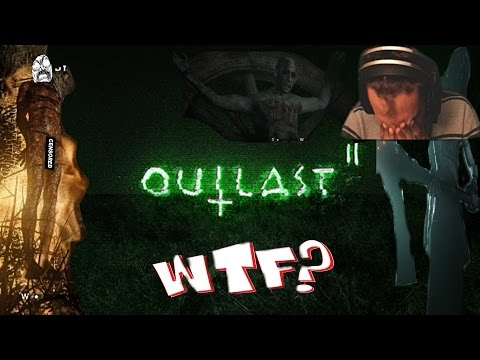 Outlast 2  PART 3 ITS SO HARD!!!