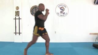How to Do a Kickboxing Axe Kick