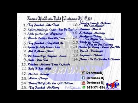 Kamer Afrobeatz mix vol 2 by presi...