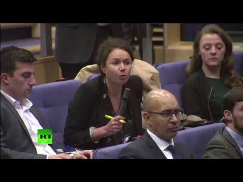 Conférence de presse de Juncker et Valls après les attaques à Bruxelles (Direct du 23.03.16)