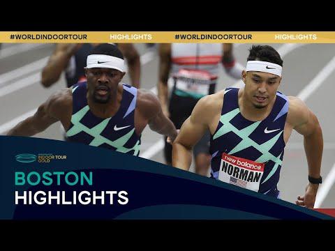 Boston Highlights | World Athletics Indoor Tour