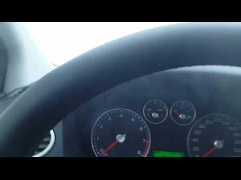 Запуск форд фокус 2 в минус 30