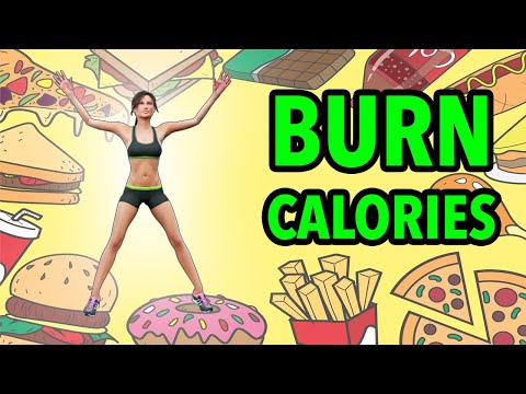 Top 10 Exercises To Burn Calories From Food