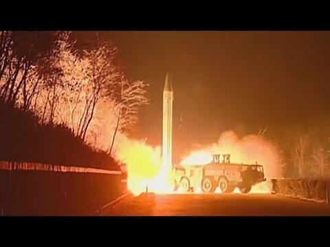 КНДР провела неудачный запуск баллистической ракеты (новости)