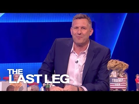 The Guys Respond to Trumps Attack on Sadiq Khan - The Last Leg