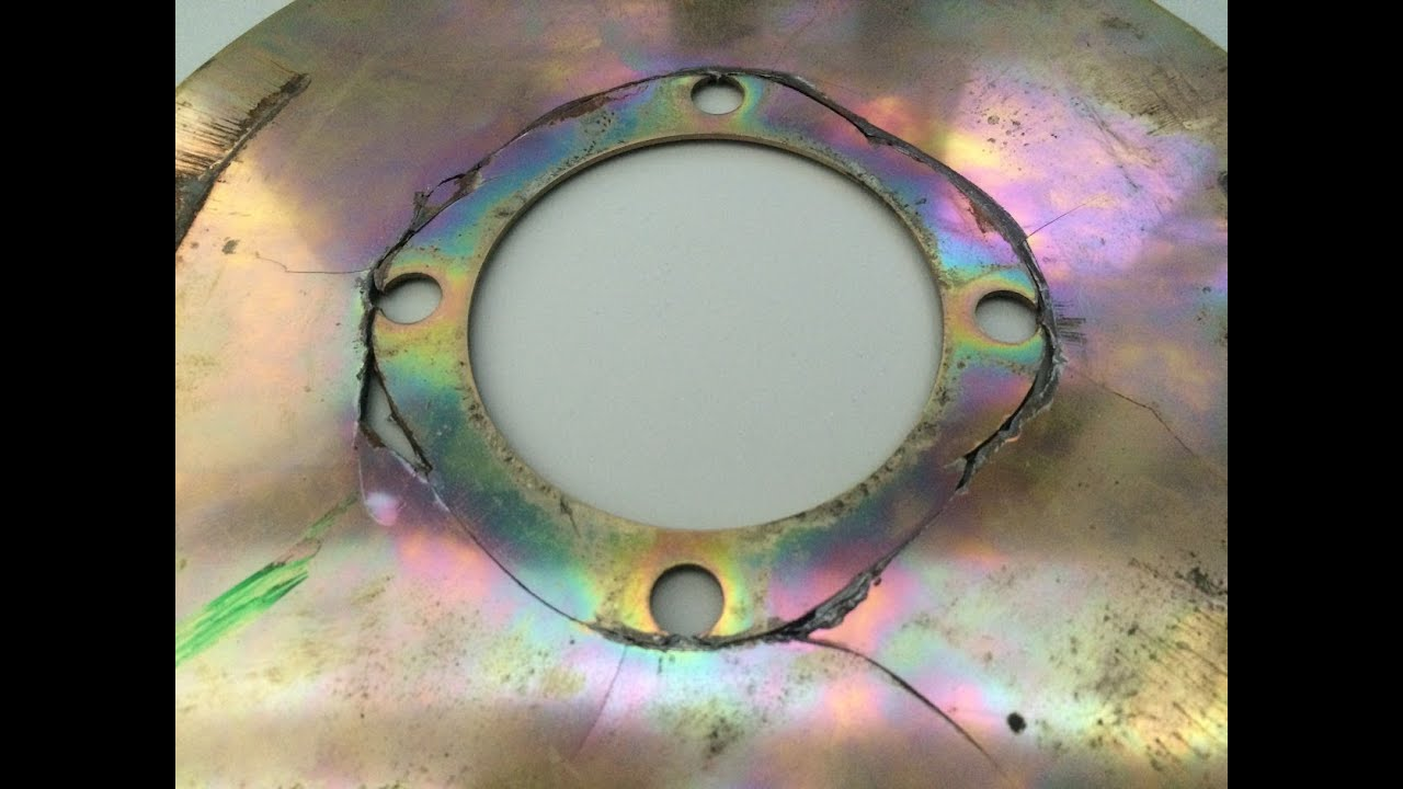 audibly diagnosing a cracked flex plate [ 1280 x 720 Pixel ]