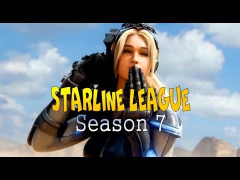 Турнир по StarCraft II: Legacy Of The Void (Lotv) (16.10.2019) Starline S7 - Playoff день #2 (1/4)