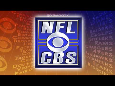 NFL on CBS 1998 Theme (Stitched, fair quality, unclean)