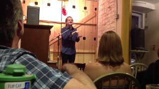 """Revolutionary Words"" Presents TOM EARL"