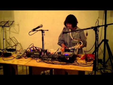 Tamako Katsufuji  26/8/2014 @YUNO MUSEUM(Osaka)