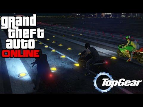 GTA 5 - Top Gear Episode 3 - Street Bikes