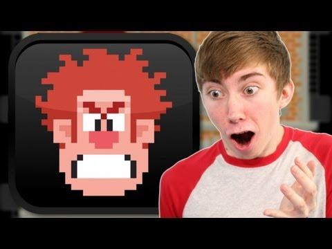 WRECK-IT RALPH - Part 1 (iPhone Gameplay Video)