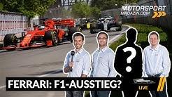 Live Q&A: Deine Fragen zur Formel 1, MotoGP & Co