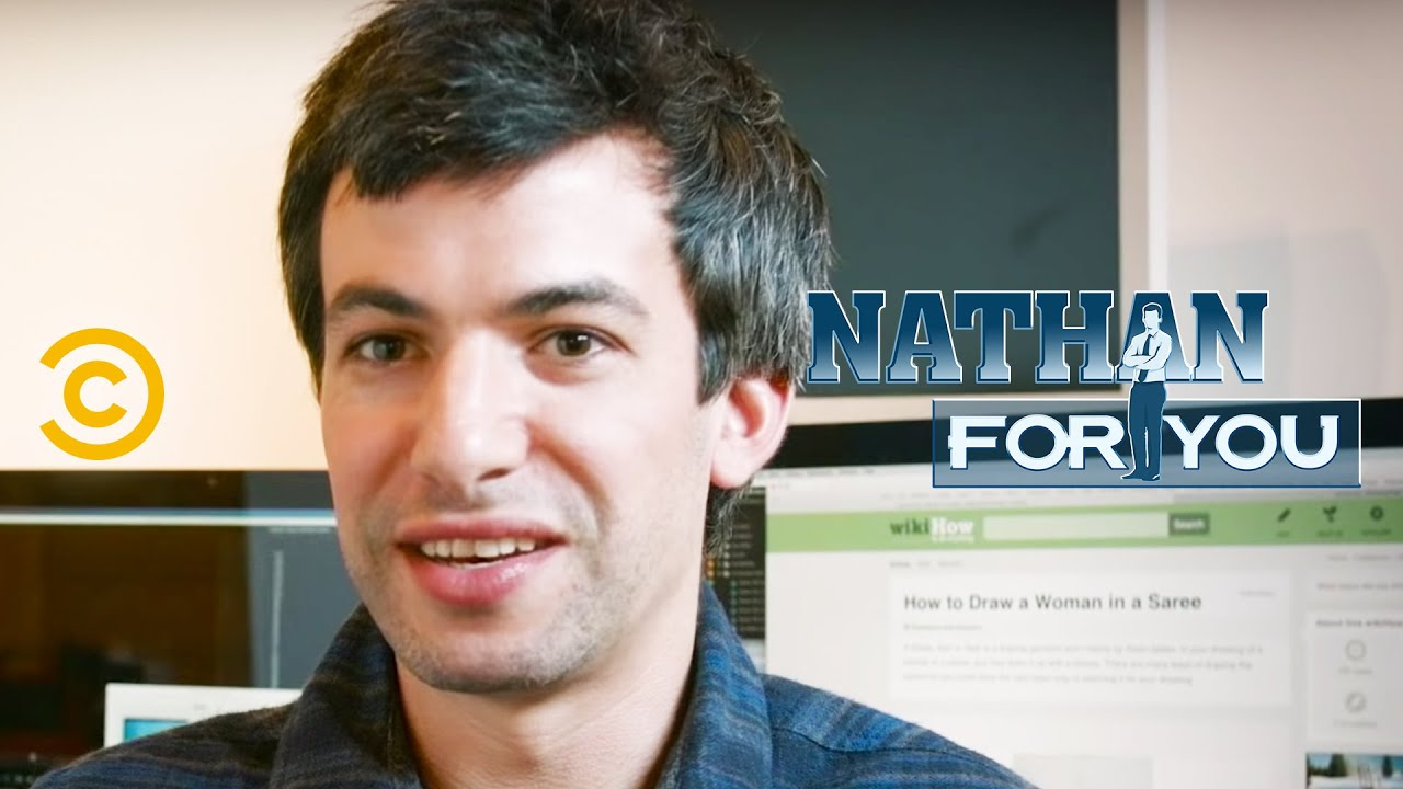 Nathan for You's best, funniest business ideas | EW com