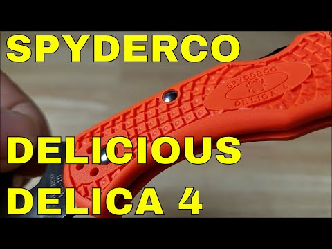 IS THE SPYDERCO DELICA 4  USELESS KNIFE REVIEW