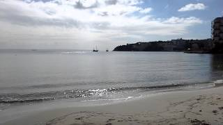 A walk around Palma Nova pt1 March 26th 2015