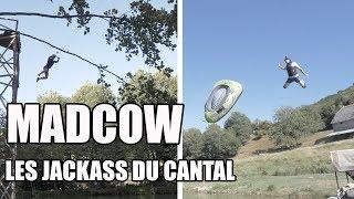 Découverte : Le parc d'attractions extrêmes de MADCOW !