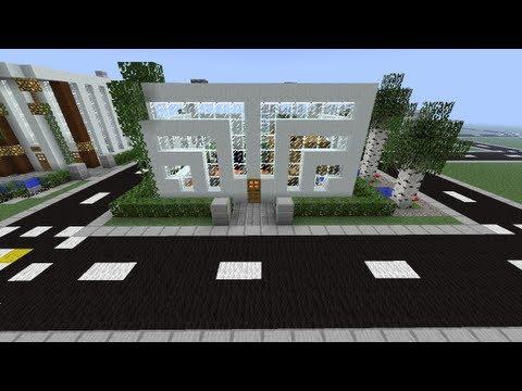 Minecraft Nice Modern House
