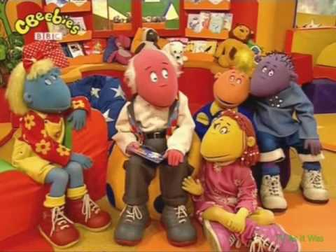 CBeebies Continuity - Saturday 10th December 2005 (1)