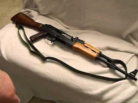 Mak-90 AK47 variant - my family heirloom